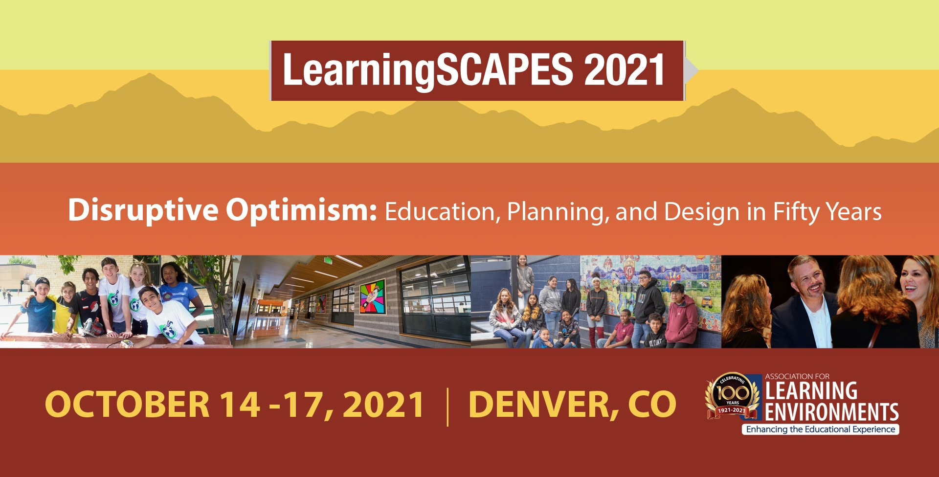 A4LE LearningSCAPES Conference 2021