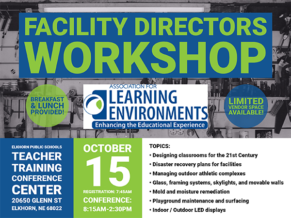 Facility Directors Workshop