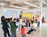 The Bronx Charter School for the Arts