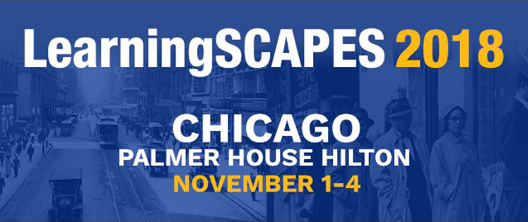 LearningSCAPES 2018