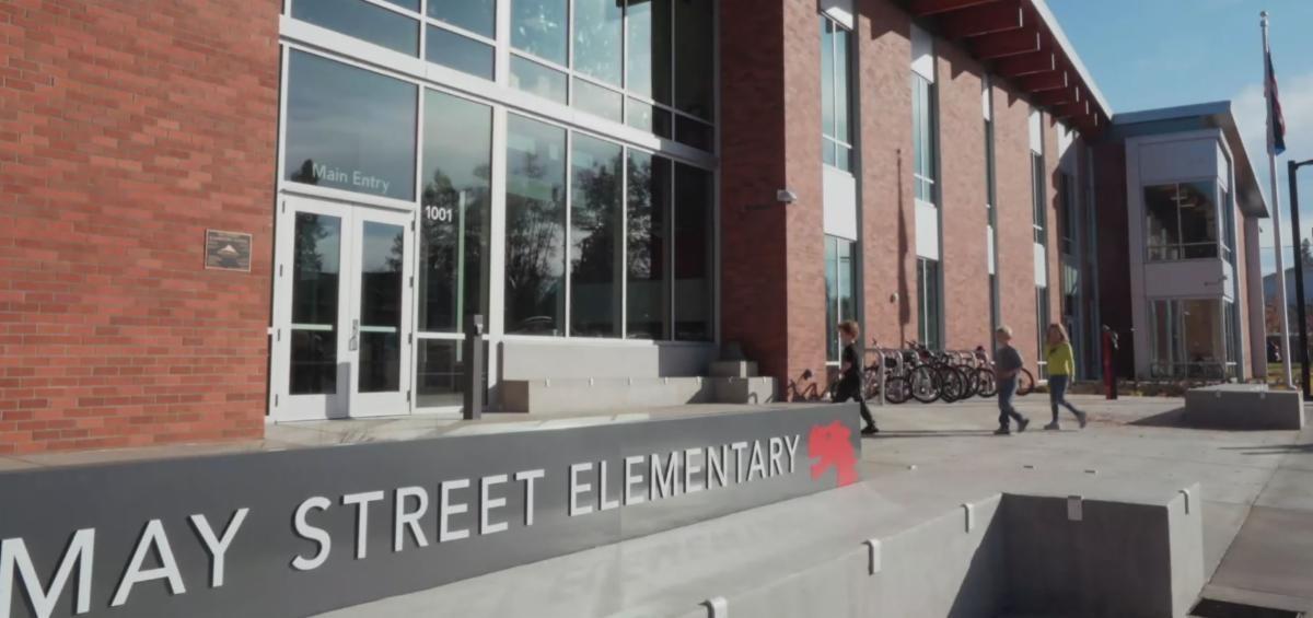 May Street Elementary School
