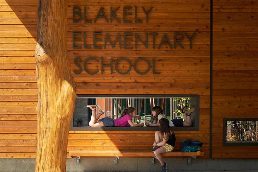 Blakely Elementary School