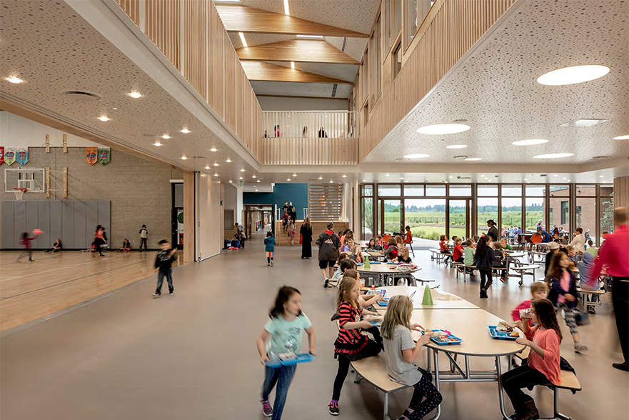 Lacamas Lake Elementary School