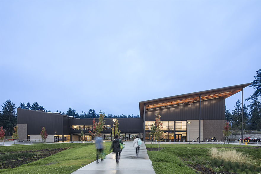 Salish Coast Elementary School