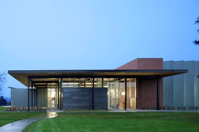 Wenatchee Valley College Music & Arts Center