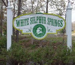 White Sulpher Springs