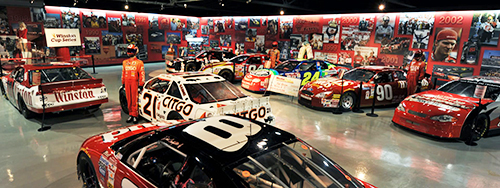 The Winston Cup Museum