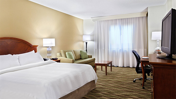 Marriott Spartanburg