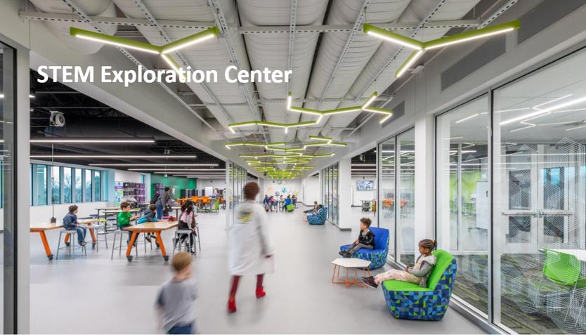 Berkner HS STEM Exploration Center