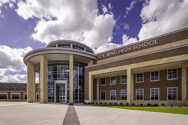 King High School