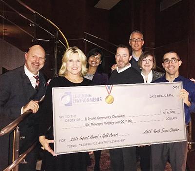 2016 Impact Award