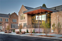 The Colorado School for the Deaf and the Blind