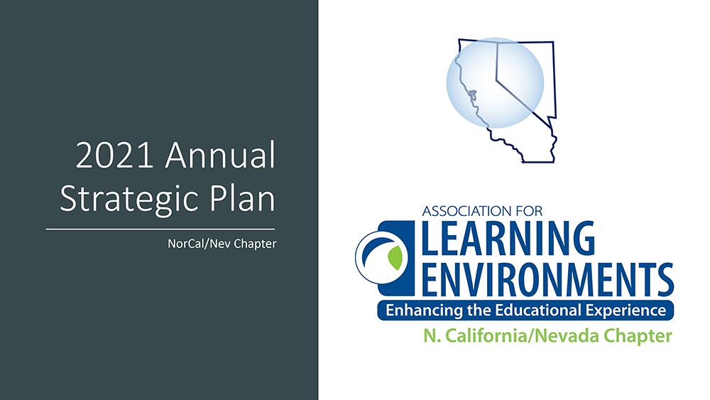 2021 Annual Strategic Plan