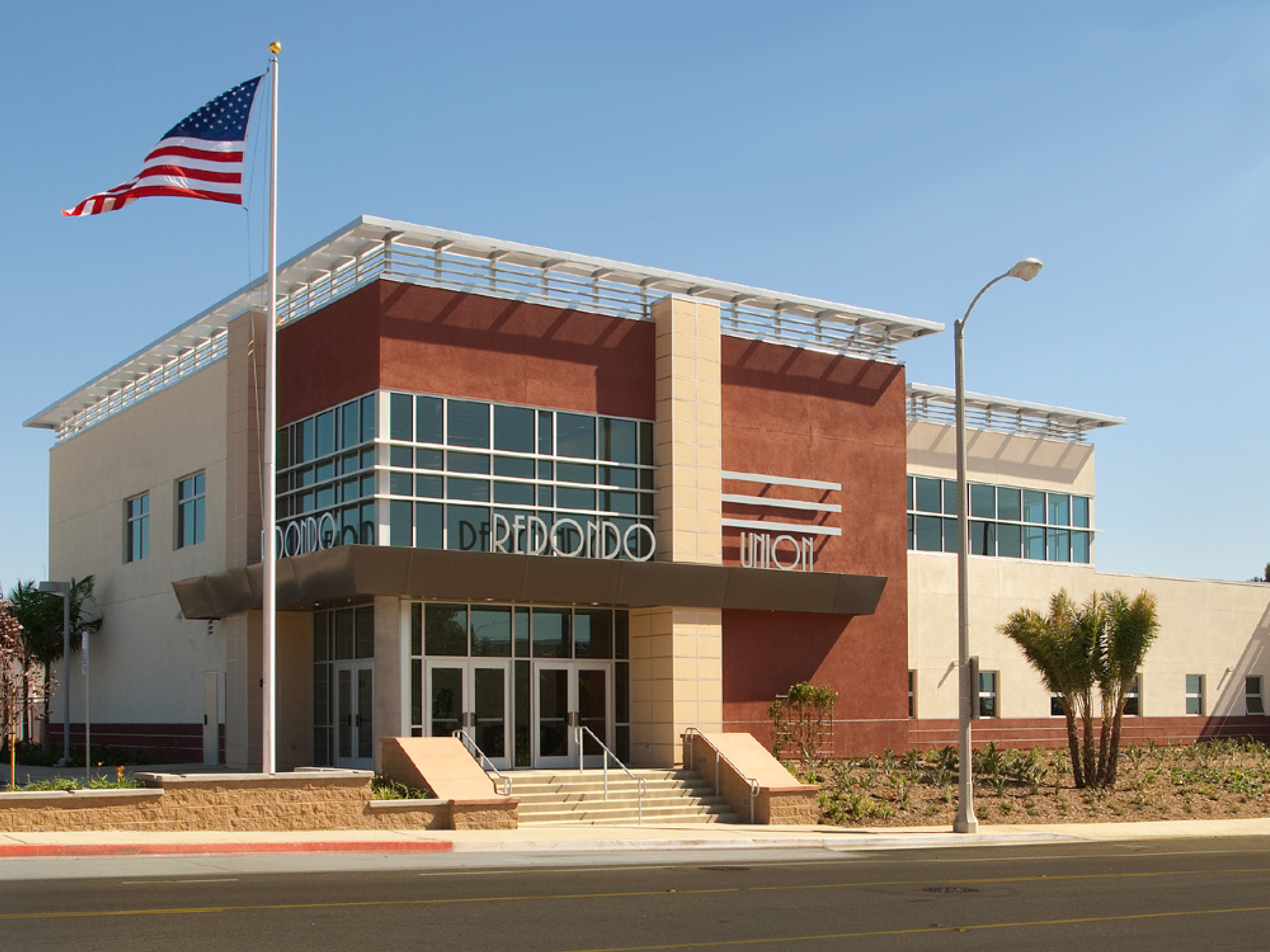 Redondo Union High School Campus Transformation