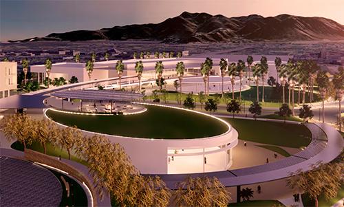 Palm Springs Master Plan