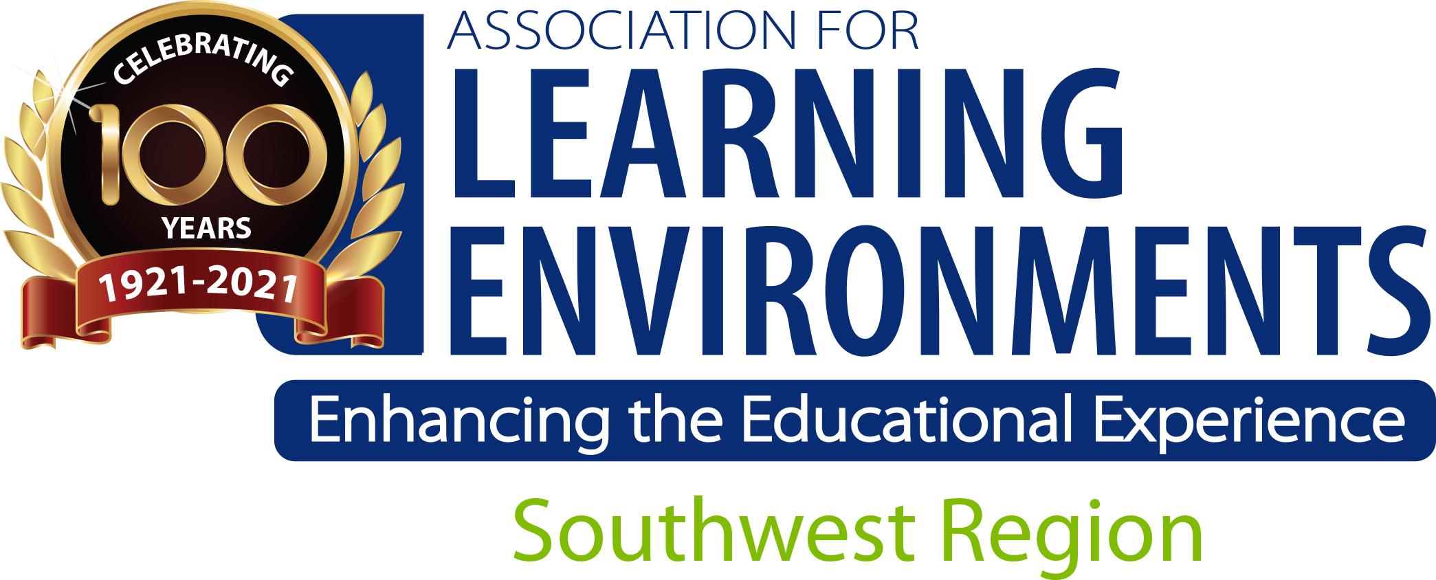 Southwest Region 100 Year Celebration Logo